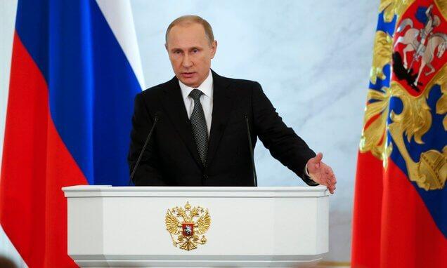 Putin und die politische Situation in Russland