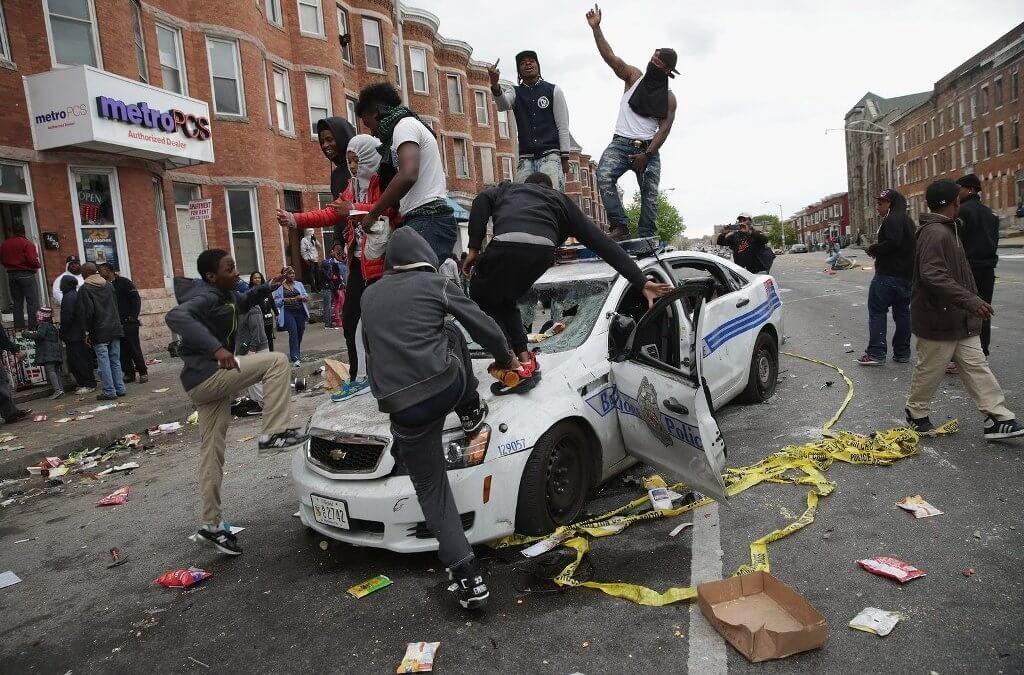 Rassismus und Polizeigewalt in USA