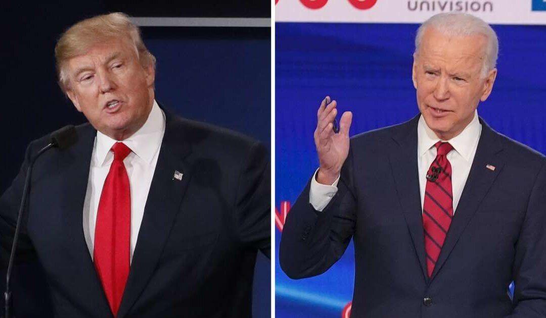 Trump und Biden – Ein Vergleich der politischen Ziele