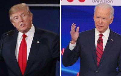 Donald Trump und Joe Biden – Ein Vergleich der politischen Ziele